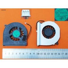 Вентилятор для Toshiba Qosmio X505, (graphics fan, AB7005HX-CD3, OEM)