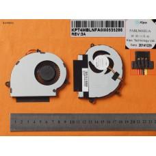 Вентилятор Toshiba Satellite S55T-B Series (Left, Original)