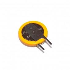 Батарейка аккумулятор CMOS BIOS ML1220, с контактами под пайку