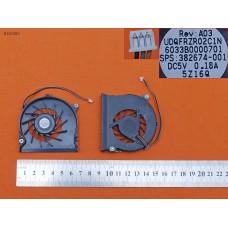 Вентилятор HP Compaq NX6110 NX6120 NC6120 NC6130 (Original)