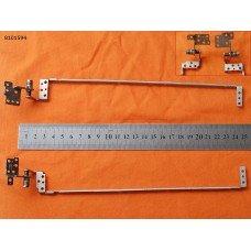 Петли ASUS A550 Y581C X550C K550C A550C X550V (версия 2), пара, левая+правая