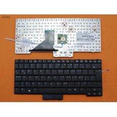 Клавиатура HP Compaq Elitebook 2530P LA Black (с поинтстиком)