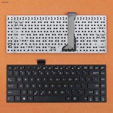 Клавиатура Asus E402 E402m E402ma E402sa E402s E403sa, US, черная