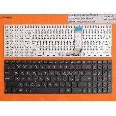 Клавиатура ASUS A556U A556UA A556UB A556UF A556UJ A556UR A556UV A556 X556 R558 RU (черная, Original)