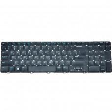 Клавиатура для Dell Inspiron 17R 3721 3737 5721 5737, RU, чёрная, без рамки