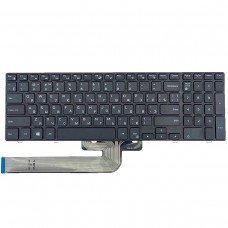 Клавиатура Dell Inspiron 15R 15-3000 15-5000 17-5000, 5547 3542 5542 series, RU (чёрная, OEM)