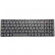 Клавиатура для Lenovo IdeaPad 320-15 330-15, 320-15ABR 320-15IAP 320-15AST 320-15IKB 320-15ISK, 330-15IGM, 320-17AST, 330-15IKB, S145-15AST, RU, (серая, 5CB0N86, 5CB0N96)
