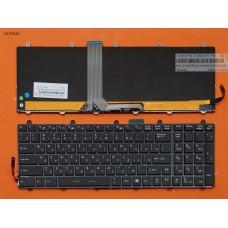 Клавиатура MSI GT60 GT70 GT780 GT783 GX780 RU (полноцветная подсветка, Original)
