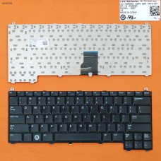 Клавиатура Dell Latitude E4200 US black