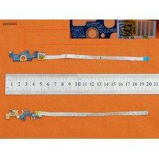 Кнопка включения с шлейфом для Dell Inspiron 15 5455 3558 5559 5555 5558, LS-B844P