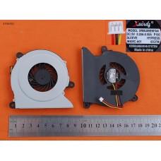 Вентилятор Clevo M760 M760s Founder S410ig S410 S510 S510ig Averatec Vu Ts506 (версия 2, OEM)