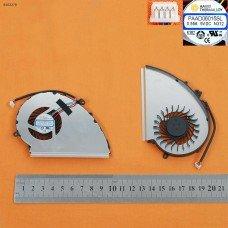 Вентилятор кулер MSI GE72VR GP72VR GP72MVR (4pin,для GPU, Original)