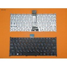 Клавиатура для Acer Aspire V3-111P V3-112P V3-331 V3-371 V3-372 E3-111 E3-112 ES1-111 ES1-311 V5-122 V5-132 RU (черная, Original)