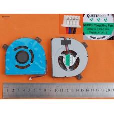 Вентилятор Lenovo IdeaPad Z400 Z500 Z400A Z500A /Уценка - не регулируется скорость вращения/