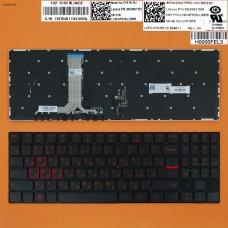 Клавиатура Lenovo Legion Y520 Y520-15IKB Y720-15IKB R720 R720-15IKB RU (красная подсветка, Original)