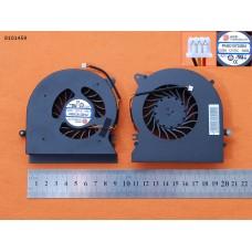 Вентилятор для MSI GT72 GT72S GT72VR 1781 1782, (PABD19735BM-N292 0.65A 12VDC, Original)
