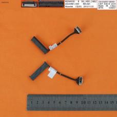 Шлейф HDD для ноутбука Dell 11 3147 3158 3157 3153 450.05R01.0001 036F07