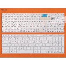 Клавиатура ASUS A556U A556UA A556UB A556UF A556UJ A556UR A556UV A556 X556 R558 RU (белая, Original)