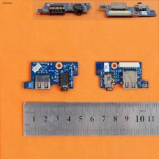 Плата USB Audio для Lenovo B50-30 B50-45 B50-70, LS-B096P