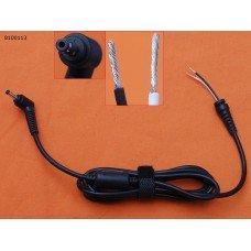 DC Кабель для блока питания ноутбука Asus 4.0*1.35, (90W, 1.5м, 0.6мм2, медный, с ферритом)