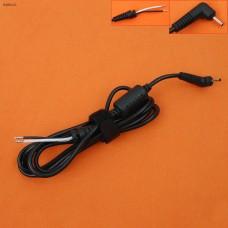 DC Кабель для блока питания ноутбука Asus EeePC 2.5*0.7, (90W, 1.5м, 0.6мм2, медный, с ферритом)