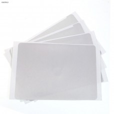 "Защитная пленка для Apple Macbook Air 13"" A1466 (поливинилхлорид, PVC, A+B+C+D Cover, матовое серебро)"