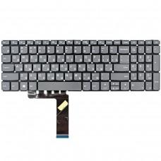 Клавиатура для Lenovo IdeaPad 320-15 330-15, 320-15ABR 320-15IAP 320-15AST 320-15IKB 320-15ISK, 330-15IGM, 320-17AST, 330-15IKB, S145-15AST, RU (серая, 5CB0N86, 5CB0N96, Original)