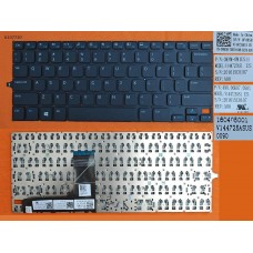 Клавиатура для Dell Inspiron 11 3000 3147 3148, US, черная, (V144725AS1, OEM)