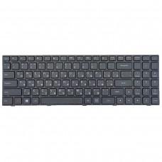 Клавиатура для Lenovo Ideapad 100-15IBY B50-10, RU, черная