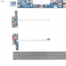Кнопка включения с шлейфом для Lenovo B40-30 B40-45 B40-70 B40-80, LS-B091P, ZIWB0, ZIWB2, NBX0001KX00