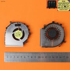 Вентилятор кулер MSI GE62 GE72 PE60 PE70 GL62 GL72 6QG 1071 (3 Pin, для CPU,Original)