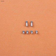 "Винтики для нижней крышки Apple MacBook Pro 13"" A1706 (комплект 6шт, TouchBar, Silver)"