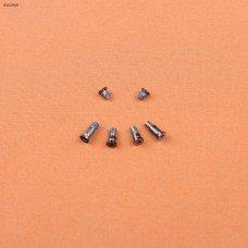 """Винтики для нижней крышки Apple MacBook Pro 13"""" A1708 (комплект 6шт, Grey)"""