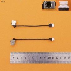Разъем гнездо питания Acer Aspire E15 ES1-512 ES1-531 MS2394 Series PJ1016 (с проводом/кабелем)
