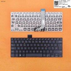 Клавиатура Asus Vivobook 14 X405 X405U X405UA X405UQ X405UR series UK (черная, вертикальный Enter, Original)