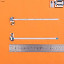 Кнопка включения с шлейфом для ноутбука HP 15T-BR 15Z-BW 15-BS 250 255 G6 SL50 LS-E791P, NBX00026H00