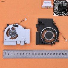 """Вентилятор кулер Xiaomi Pro 15.6"""" (GTX1050 version, правый, Original) EG75071S1-C430-S9A 5V 0.5A"""