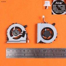 Вентилятор для Samsung NP530U3C, NP530U3B, NP535U3C, NP540U3C, NP532U3C, NP542U3X, (OEM)
