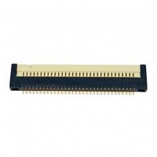FFC Разъем 32pin*0.8mm, Flip type, контакты внизу (клавиатуры Toshiba)