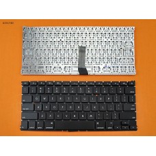 "Клавиатура Apple Macbook Air 13"" A1369 A1466 MC965 MC966 MC503 MC504 MD231 MD232 RU Black (2011-2015, под подсветку)"