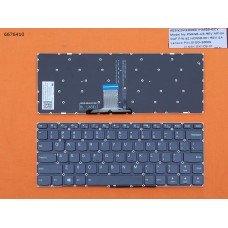Клавиатура Lenovo Ideapad 310S-14 310S-14Isk 510S-14Ikb 710S-14 US (черная, с подсветкой, Original)