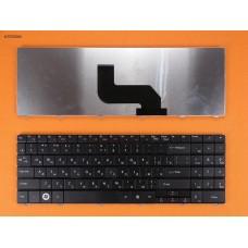 Клавиатура для Gateway NV5213U NV5214U NV52 NV58, Packard Bell EasyNote LJ61 LJ67 LJ71 DT71 RU Black