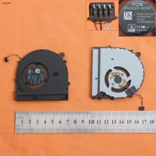 "Вентилятор кулер для Xiaomi mi air PRO 15.6"", (правый, 6033B0061601, ND55C05-17E22, 6033B0059201, For CPU, Original)"