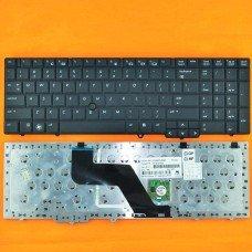 Клавиатура HP EliteBook 8540W US (черная, с поинтстиком, Original)