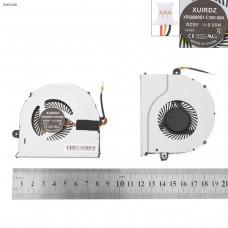 Вентилятор для Acer Aspire E5-511G E5-521G E5-531G E5-551G E5-571G, V3-572G, Extensa 2510, TravelMate TMP256, (OEM)