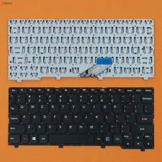 Клавиатура для Lenovo IdeaPad 110S-11IBR, US, черная
