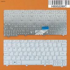 Клавиатура для Lenovo IdeaPad 110S-11IBR, US, белая