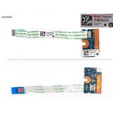 Кнопка включения с шлейфом для HP CQ42 G42 CQ62 G62 CQ56, 4EAX1PB0000