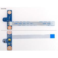 Кнопка включения с шлейфом для HP G4-1000 G6-1000 G7-1000 series, DA0R22PB86C0