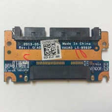 Переходник плата Sata HDD/SSD для Dell Latitude E7440, 07NFCY, LS-9593P